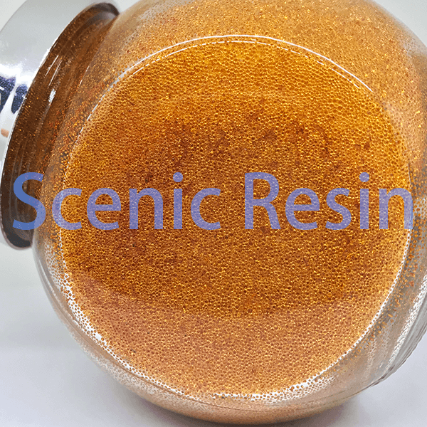 MB500 Regenerable And Non Regenerable Mixed Bed Resin Are Both Available