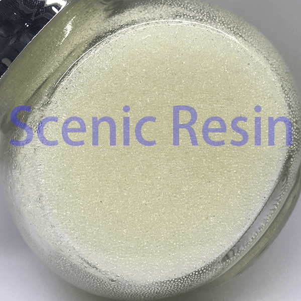 201x8 Styrene Series Gel Strong Base Anion Exchange Resin